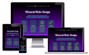 Affordable Small Business Web Design by WizardsWebs Design