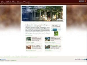 Dreams 2 Reality Homes - Small Business Web Design by WizardsWebs Design