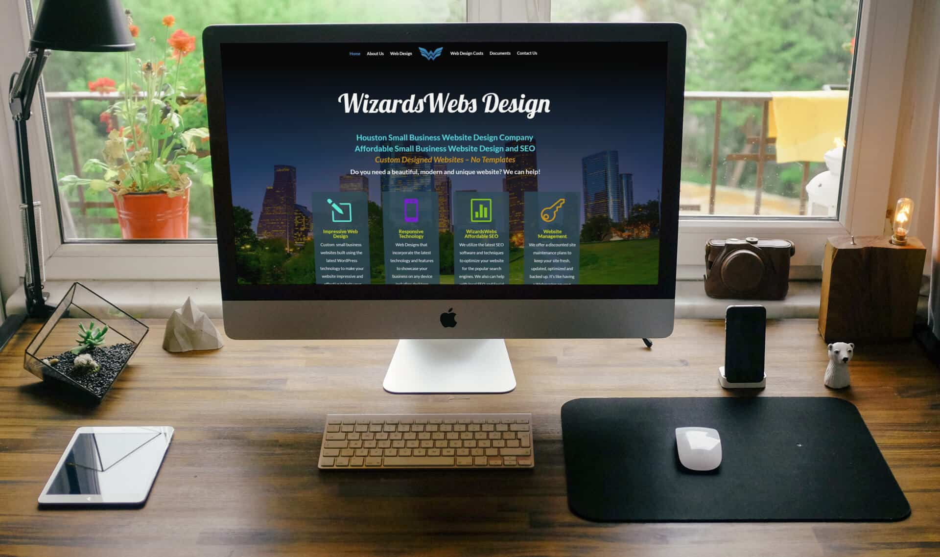 Website Design Costs & Getting Started - WizardsWebs Design Houston