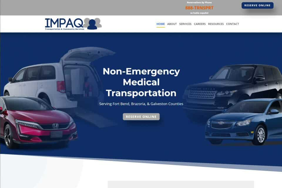 Impaq Transportation & Community Services