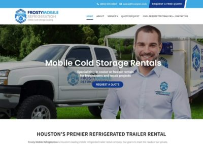 Frosty Mobile Refrigeration